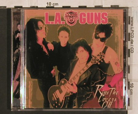 L.A.Guns: Rips The Covers Off, Mascot(M 7095 2), EU, 2004 - CD - 83590 - 7,50 Euro