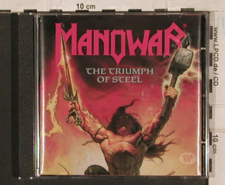 Manowar: The Triumph Of Steel, Atlantic(), D, 1992 - CD - 83594 - 7,50 Euro