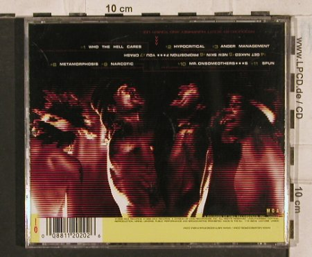 Methods Of Mayhem: Same, MCA(), D, 1999 - CD - 83596 - 7,50 Euro
