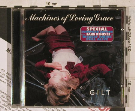 Machines Of Loving Grace: Gilt, Concrete(), D, 1996 - CD - 83598 - 10,00 Euro