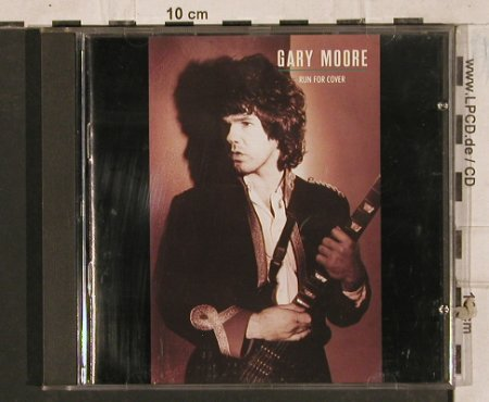 Moore,Gary: Run For Cover, 10(), UK, 1985 - CD - 83601 - 7,50 Euro