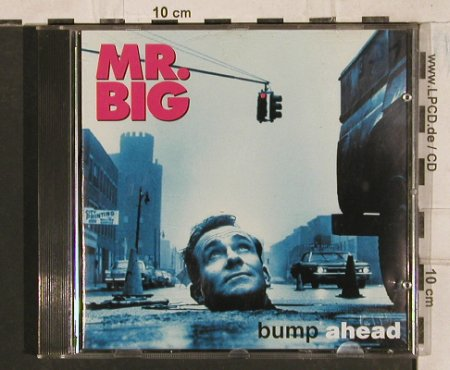 Mr.Big: Bump Ahead, Atlantic(), D, 1993 - CD - 83602 - 5,00 Euro