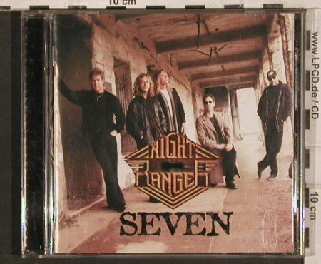 Night Ranger: Seven, Steamhammer(), D, 1998 - CD - 83604 - 5,00 Euro