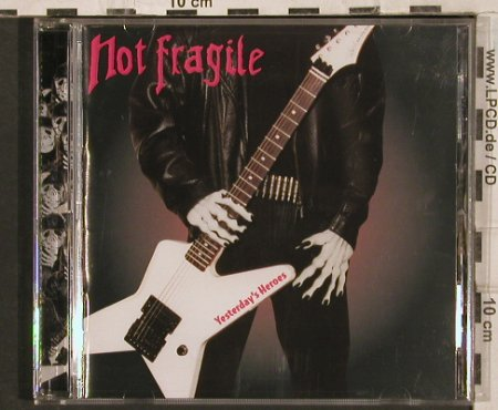 Not Fragile: Yesterday's Heroes,Promo, Hellion(), D,  - CD - 83605 - 6,00 Euro
