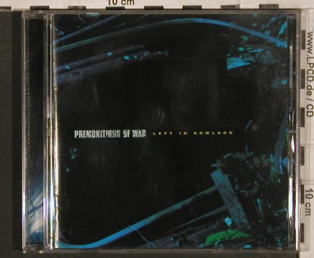 Premonitions of War: Left in Kowloon, Victory(), US, co, 2004 - CD - 83606 - 5,00 Euro