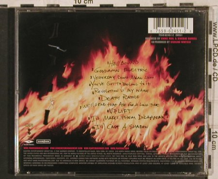 Pantera: Reinventing The Steel, Elektra(), D, 2000 - CD - 83609 - 5,00 Euro