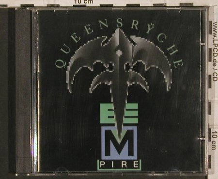 Queensryche: Empire, EMI(CDP 79 5069 2), UK, 1990 - CD - 83619 - 7,50 Euro
