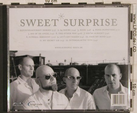 Subsonic: Sweet Surprise, FS-New, Subsonic(), , 2005 - CD - 83627 - 10,00 Euro