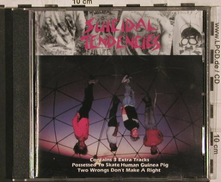 Suicidal Tendencies: Same '83,15Tr,, Virgin(), UK, 1987 - CD - 83628 - 10,00 Euro