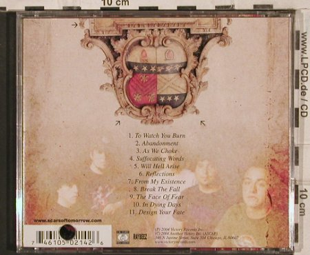 Scars of Tomorrow: Rope Tied to the Trigger, Victory(VR 214), US, co, 2004 - CD - 83630 - 5,00 Euro