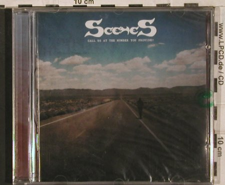 Scenes: Call Us At The Number You Provide, Escapi(), EU, FS-NEW, 2005 - CD - 83631 - 7,50 Euro
