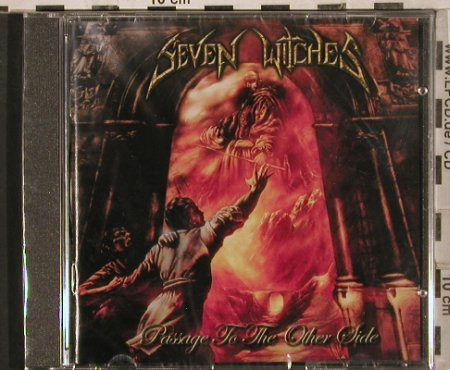 Seven Witches: Passage To The Other Side, Sanctuary(), UK, FS-NEW, 2003 - CD - 83634 - 10,00 Euro