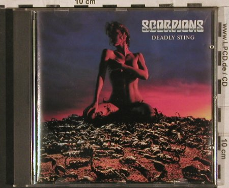 Scorpions: Deadly Sting, EMI(), NL, 1995 - CD - 83638 - 7,50 Euro