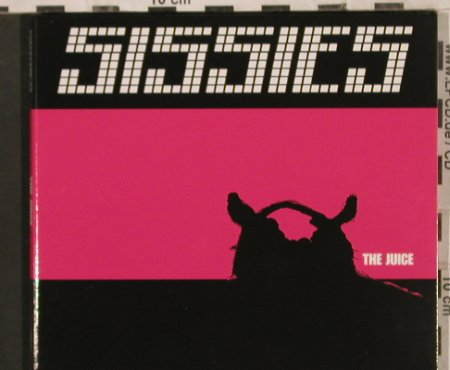Sissies: The Juice, Digi, Dare Devil Rec.(DD 022), , 2003 - CD - 83642 - 7,50 Euro
