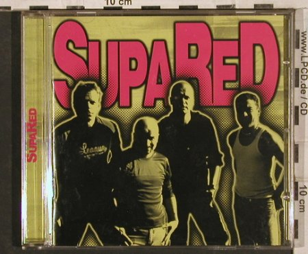 SupaRed: Same, (Helloween), Sanctuary(), UK, 2003 - CD - 83644 - 7,50 Euro