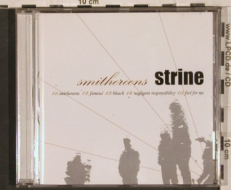 Strine: Smithereens+4, 5Tr., Daredevil Rec.(), EU, 2003 - CD - 83647 - 5,00 Euro