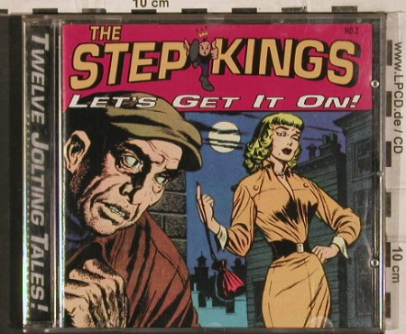 Step Kings: Let's Get It On!, Roadru.(), NL, 2000 - CD - 83649 - 6,00 Euro