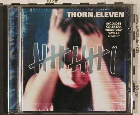 Thorn.Eleven: Same, SPV(085-72312 CDE), D, 2001 - CD - 83651 - 5,00 Euro