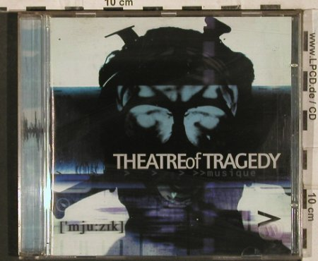 Theatre Of Tragedy: mju:zik, (Musique) 11Tr., EW(), D, 2000 - CD - 83658 - 6,00 Euro