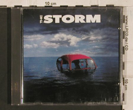 Storm,the: I've got a Lot to learn about love, Interscope, 1TrPromo(PRCD 4079-2), US, 1991 - CD5inch - 83717 - 5,00 Euro