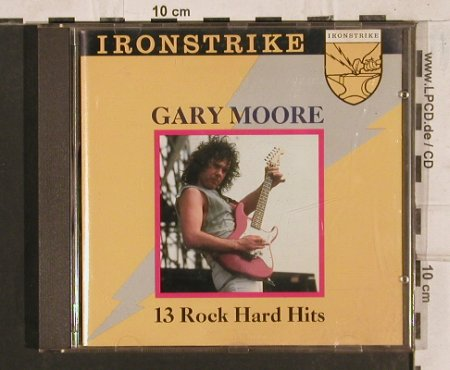 Moore,Gary: Ironstrike-13 Rock Hard Hits, Avanti(), CH,  - CD - 83755 - 7,50 Euro
