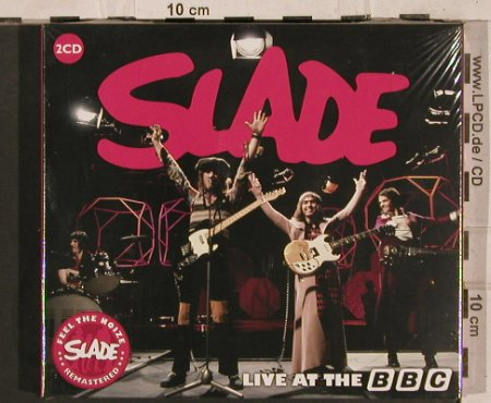 Slade: Live at the BBC, Digi, FS-New, Salvo(SALVOcd211), , 2009 - 2CD - 83762 - 25,00 Euro
