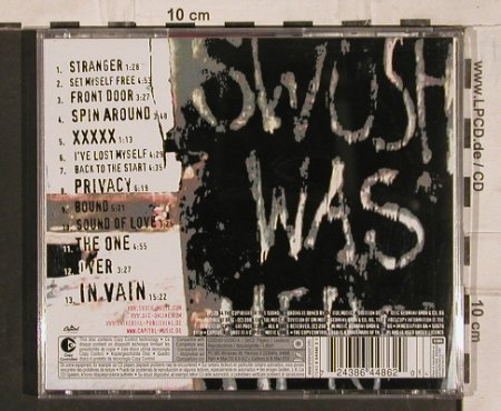 Swosh: The Whole Nine Yards, EMI(), EU, 2004 - CD - 83805 - 10,00 Euro