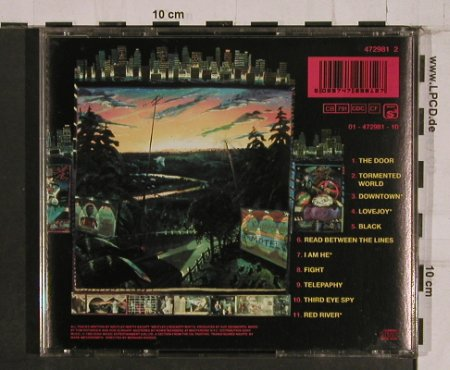 Naked Truth: Fight, Sony(), A, 1993 - CD - 84307 - 7,50 Euro