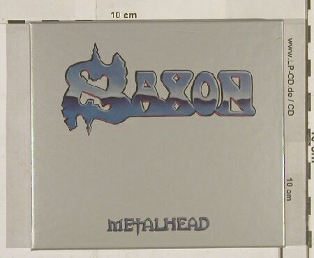 Saxon: Metalhead+ Box, Steamhamme(), D, 99 - CD - 90116 - 10,00 Euro