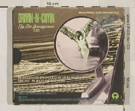 Drivin'n'Cryin: Fly My Courageous,1Tr,Promo,m-/vg+, Isl.(PRCD 6647-2), US, 90 - CD5inch - 90122 - 2,50 Euro
