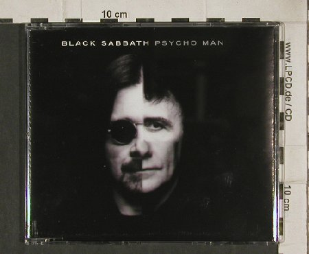 Black Sabbath: Psycho Man*2, Promo, Sony(5513), A, 98 - CD5inch - 90227 - 10,00 Euro