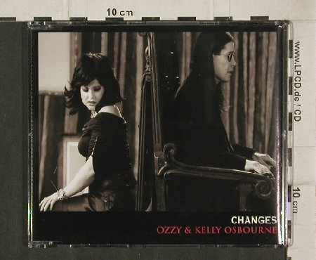 Osbourne,Kelly: Changes*2+video,Duet With Ozzy, Sanctuary(), EU, 2003 - CD5inch - 90685 - 5,00 Euro