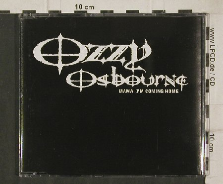 Osbourne,Ozzy: Mama, I'm Coming Home'91,1Tr.Promo, Epic(), A, 2002 - CD5inch - 90706 - 10,00 Euro