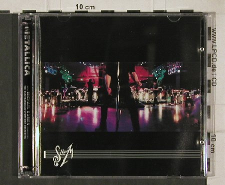 Metallica: S&M, Vertigo(62463-2), US, 1999 - 2CD - 90736 - 12,50 Euro
