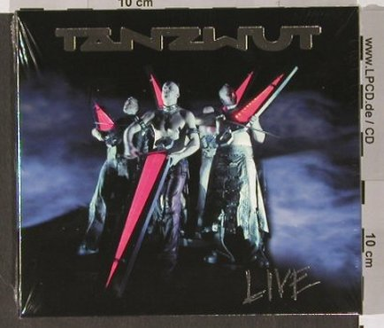 Tanzwut: Live ,Limited Edition,+DVD FS-New, Pica(), , 2004 - 2CD - 90821 - 14,00 Euro