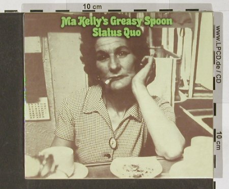 Status Quo: Ma Kelly's Greasy Spoon,20Tr,FS-New, Sanctuary(), , 2003 - CD - 90888 - 11,50 Euro