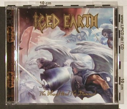 Iced Earth: The Blessed And The Damned-Best Of, Century Media(), D, 2004 - 2CD - 90912 - 12,50 Euro