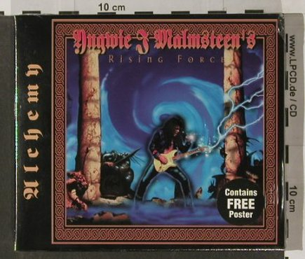 Malmsteen's Rising Force,Y.: Alchemy, FS-New, DreamCatch(CRIDE 20), UK, 1999 - CD - 91540 - 11,50 Euro