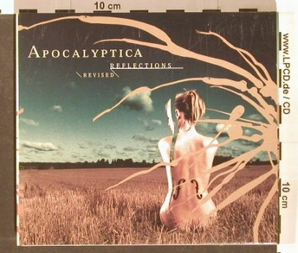 Apocalyptica: Reflections\Revisted,Lim.Ed.,Digi, Motor(986 579-4), D, 2003 - CD/DVD - 91711 - 12,50 Euro