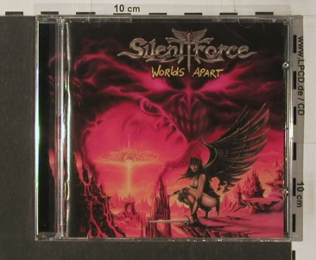 Silent Force: Worlds Apart, FS-New, Sanctuary(), EU, 04 - CD - 91781 - 10,00 Euro