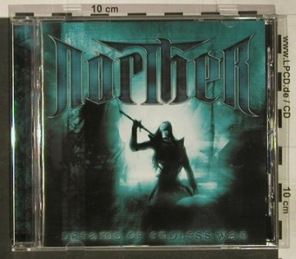Norther: Dreams of Endless War+Video, Spinefarm(SPI142cd), , 2002 - CD - 92425 - 10,00 Euro