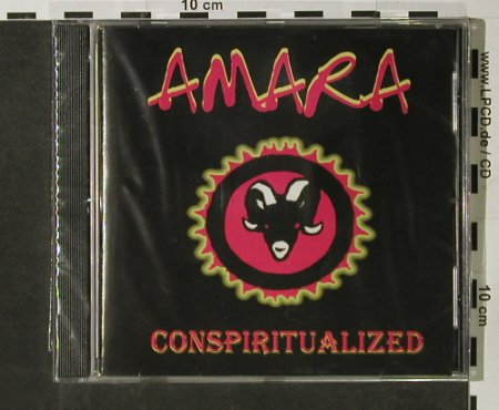 Amara: Conspiritualized, FS-New, Dragon Records Ltd.(DR910118A), A, 2002 - CD - 92835 - 6,00 Euro