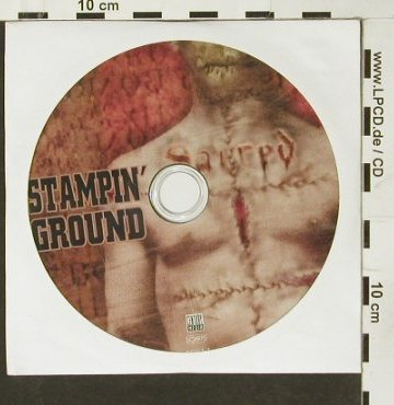 Stampin'Ground: Carved From Empty Words,Promo, Century Media(), D, noCover, 2000 - CD - 93027 - 3,00 Euro