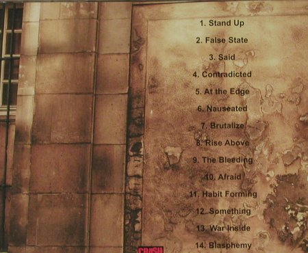 Brick Bath: Rebuild, FS-New, Crash Music(), US, 2003 - CD - 93145 - 10,00 Euro