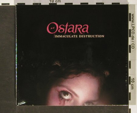 Ostara: Immaculate Destruction,Lim Ed., Trisol(TRI 248), EU, 2005 - 2CD - 93234 - 7,50 Euro
