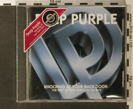 Deep Purple: Knocking At Your Back Door-Best Of, Polyd.(511 438-2), FS-New, 1991 - CD - 93358 - 10,00 Euro