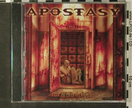 Apostasy: Cell 666, FS-New, Black Mark(), , 2004 - CD - 93416 - 10,00 Euro