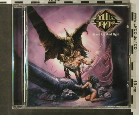 Double Diamond: Stand Up and Fight, Mausoleum(), EU, 2004 - CD - 93429 - 11,50 Euro