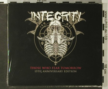 Integrity: Those Who Fear Tomorrow,Digi, Fractured Transmitter(), ,FS-New, 2006 - CD - 93593 - 10,00 Euro