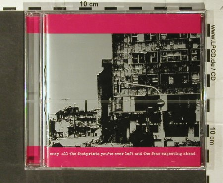 Envy: All The Footprints You've Ever Left, RockAction(), UK,FS-New, 2004 - CD - 93688 - 12,50 Euro